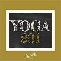 YOGA 201: A Foundational Series
