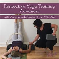 Advanced Restorative Yoga Training