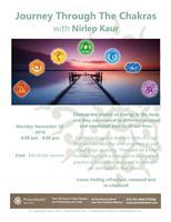 Workshop - Journey through the Chakras