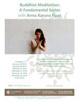 Workshop - Buddhist Meditation 101