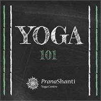 Workshop - YOGA 101: A Beginner Series