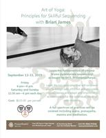 Art of Yoga: Principles for Skillful Sequencing