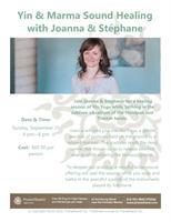 Workshop - Yin & Marma Sound Healing