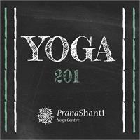 Workshop - Yoga 201: A Foundational Series
