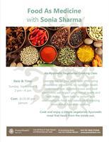 Workshop - Food As Medicine