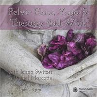 Workshop - Pelvic Floor, Yoga & Therapy Ball Work