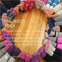 Children's Yoga Class - Oh! The Places We'll Go