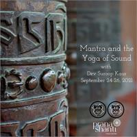 Mantra and the Yoga of Sound