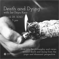 Workshop - Death and Dying