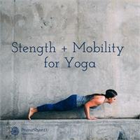 Workshop - Strength + Mobility for Yoga