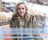 Workshop - Breathwork Series for Forgiveness: A journey to inner freedom