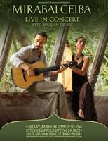Mirabai Ceiba Sacred Chant Concert