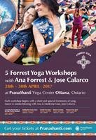 Master Class Weekend: Ana Forrest