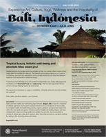 Bali Yoga & Wellness Retreat Information Session