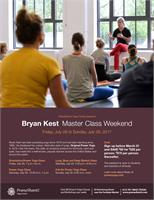 Master Class: Orientation/Power Yoga Class