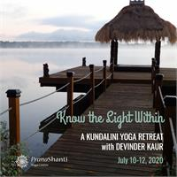 Know the Light Within – Kundalini Yoga Retreat