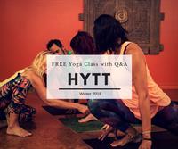 Hatha Yoga Teacher Training - Winter - FREE Yoga Class with Q&A