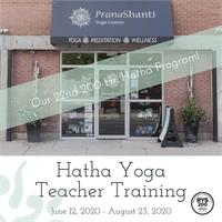 Hatha Yoga Teacher Training - Summer - FREE Yoga Class with Q&A