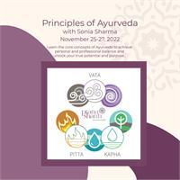 Principles of Ayurveda