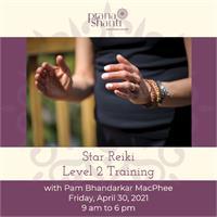 Star Reiki Level 2 Training