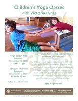 Children's Yoga Class - Magic Carpet Ride