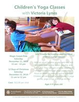 Children's Yoga Class - The 12 Days of Christmas