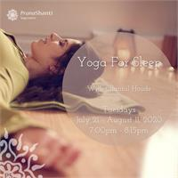 Workshop - Yoga for Sleep