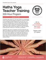 300 Hour Teacher Training - Trauma Informed Follow Up Cohort Class
