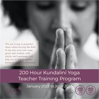 Kundalini Yoga Teacher Training - FREE Info. Session
