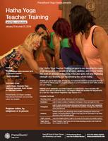 Hatha Yoga Teacher Training - Winter