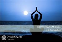 Full Moon Healing Meditation
