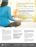 <i>Prana</i>Shanti 40 Day Challenge