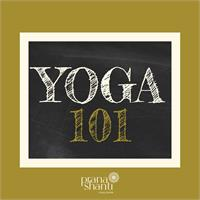 YOGA 101: A Beginner Series