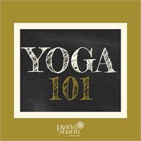 YOGA 101: A Beginner Series