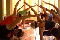 Inner Vision Quest - Blindfolded Yoga