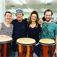 Community Drum Class