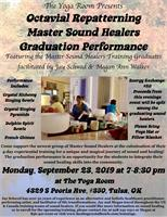 Sound Healing Ceremony: Pyramid Activation