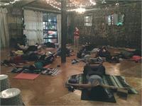 Yin Kundalini  & Sound Healing