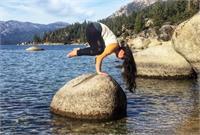 Cynthia Arm Balance