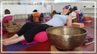 Singing Bowl Yin Yoga